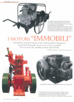 """I motori """"immobili"""""""