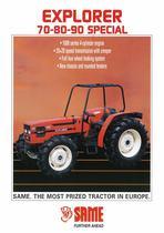 EXPLORER 70-80-90 SPECIAL