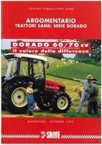 Argomentario trattori Same: serie DORADO 60/70
