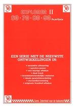 EXPLORER II 60 - 70 - 80 - 90 TURBO