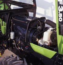 [Deutz-Fahr] trattore DX 3.50 F dettagli e in studio fotografico