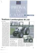 Trattore Lamborghini R1.40