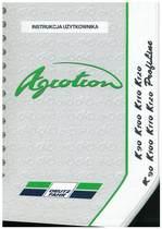 AGROTRON K 90-100-110-120 K PROFILINE - Instrukcja Uzytkownika