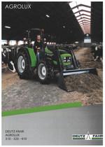 AGROLUX 310 - 320 - 410