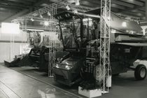 Fiera di Agritechnica con esposizione trattori Deutz-Fahr