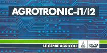 AGROTRONIC - i1/i2 : Le genie agricole