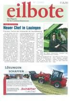 Neuer Chef in Lauingen