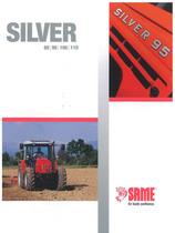 SILVER 85 - 95 - 105 - 110