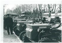 Lancio del trattore SAME Centauro a Novara