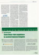 SAME Deutz-Fahr acquisisce la società francese Grégoire