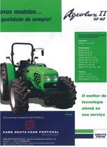 Novos modelos ... qualidad de sempre - AGROLUX II 57 - 67
