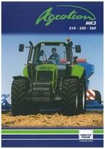 AGROTRON MK 3 210 - 230 - 260