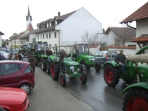Evento organizzato dal concessionario Wohlmannstetter