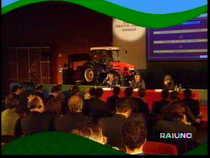 Conferenza stampa di presentazione della nuova denominazione societaria in seguito ad acquisizione Deutz-Fahr - Linea Verde, Rai 1