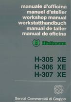H 305 - H 306 - H 307 XE - Manuel d'atelier