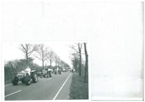 Sfilata di trattori SAME per l'anniversario della Regina Giuliana d' Olanda