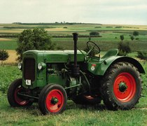 Trattore DEUTZ - F3 M317 - 50 PS
