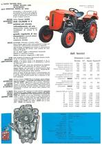 Il nuovissimo SAMETTO V 2 cilindri Diesel 25 HP