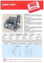Motore 1000.4 WT