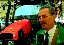 Esposizione celebrativa di trattori per i 75 anni del marchio Hürlimann - TSI1