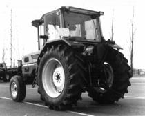 Trattore SAME Explorer II 80 con le 2 ruote motrici