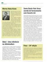 SAME Deutz-Fahr firma acordo de fornecimento com Escort Ltd