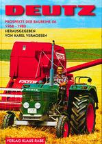 VERMOESEN Karel, DEUTZ Prospekte 1968-1980, Willich, Verlag Klaus Rabe, 2010