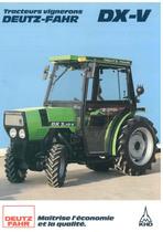 DX - V Tracteurs ViGNERONS