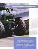 SDF. Technologietraditionen für die Landwirtschaft