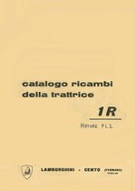 1 R - Catalogo Parti di Ricambio
