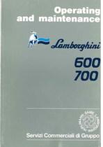 600 - 700 - Operating and Maintenance