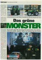 Das grüne Monster