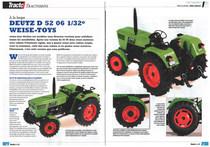 Deutz D 52 06 1/32 weise-Toys