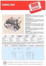 Motore 1000.6 W
