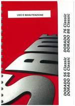 DORADO 56 - 66 - 76 - 86 CLASSIC - Uso e manutenzione
