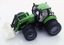 [Deutz-Fahr] modellino trattore Agrotron MK2 con pala caricatrice