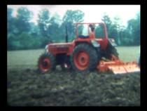 Presentazione gamma trattori SAME e prove di aratura