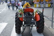 [SAME] trattore DA 12 in mostra tra le vie di Novara