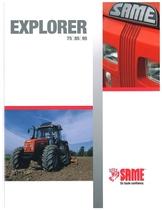 EXPLORER 75 - 85 - 95