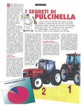 I segreti di Pulcinella