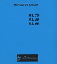 R3.75 - R3.85 - R3.95 - Manual de taller