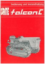 FALCON C - Bedienung und wartung