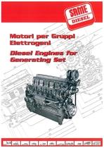 Motori per Gruppi Elettrogeni