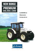 New Range PREMIUM 850 - 950 - 1050