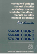554.50 - 564.60 - 574.70 CRONO - Manual de Oficina