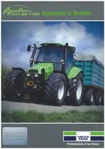 Agrotron MK3 80-165 - Argomenti di vendita