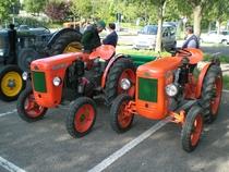 [SAME] trattori DA 12 e DA 17 in mostra