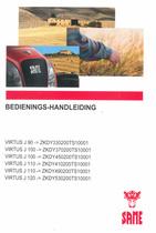 VIRTUS J 90 ->ZKDY330200TS10001 - VIRTUS J 100 ->ZKDY370200TS10001 - VIRTUS J 100 ->ZKDY450200TS10001 - VIRTUS J 110 ->ZKDY410200TS10001 - VIRTUS J 110 ->ZKDY490200TS10001 - VIRTUS J 120 ->ZKDY530200TS10001 - Bedienings-handleiding