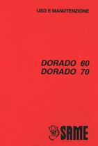 DORADO 60 - DORADO 70 - Uso e manutenzione