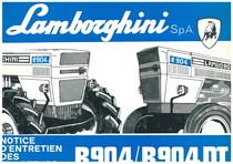 R 904 - 904 DT - Utilisation et Entretien